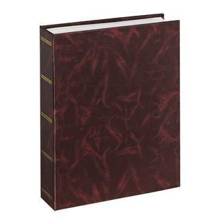 Einsteckalbum 13x18 100 Seiten Burgund