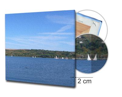 Leinwandbild 30x24cm