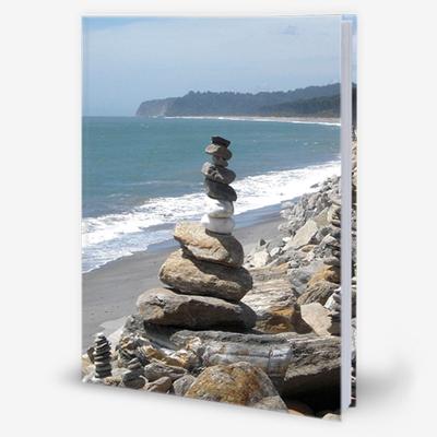 8K Echtfotobuch A5 hoch Silk