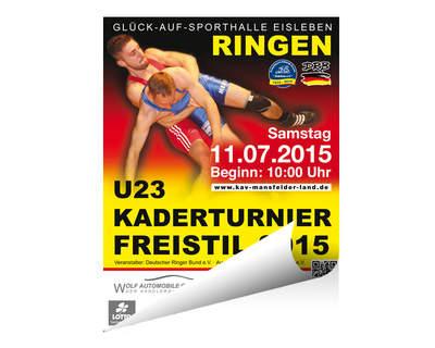 Poster DIN-A1 Discount Plakat Matt (FF)